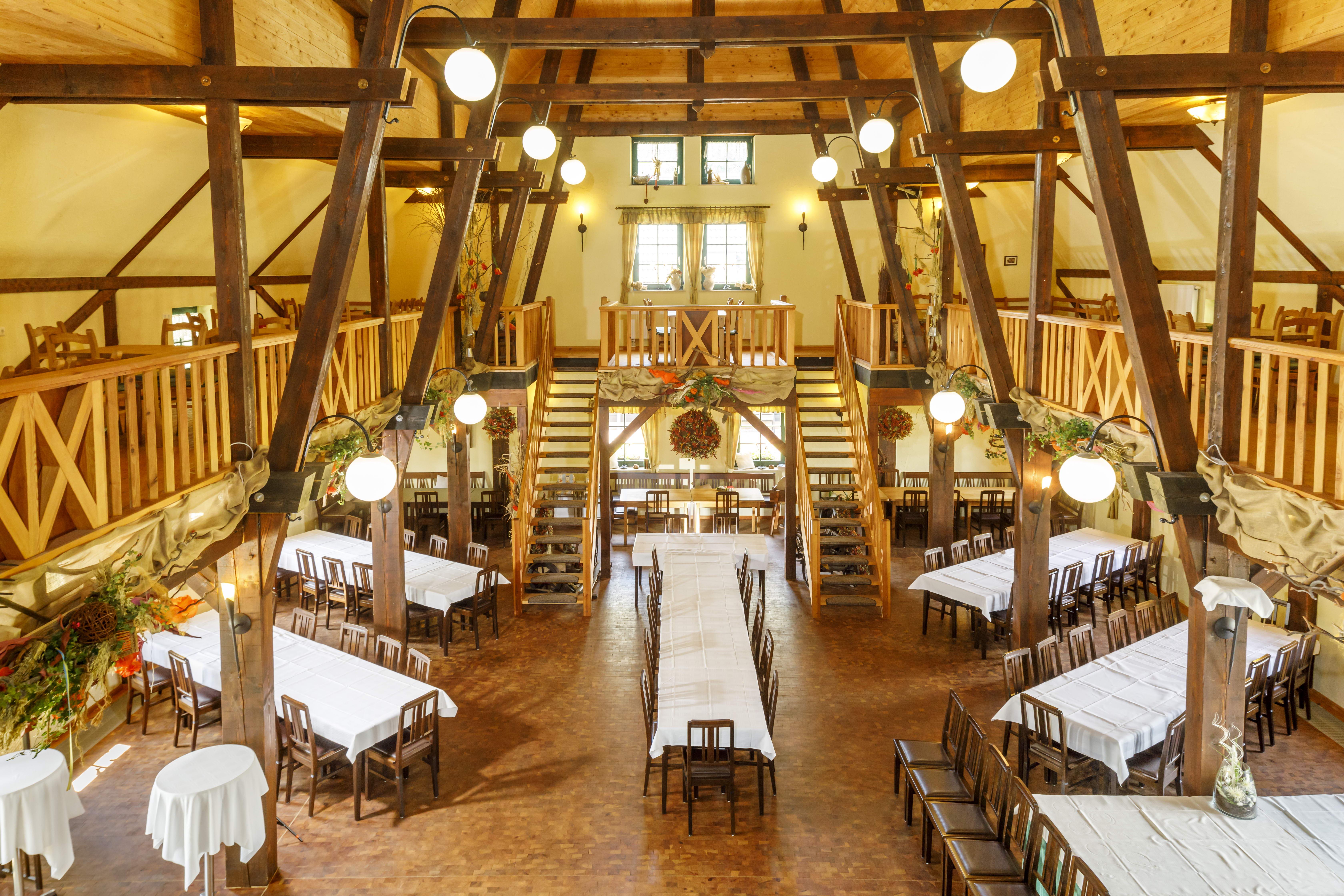 Festsaal Kräuterscheune